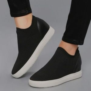 Steve Madden Sly Hidden Wedge Knit Sneaker